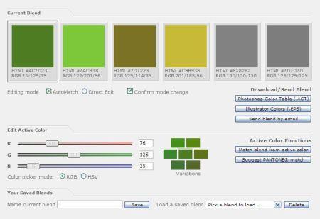 ¿Como Elegir una Buena Combinacion de Colores? Parte 2
